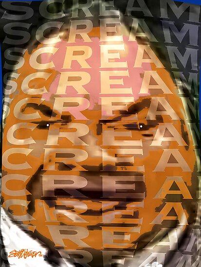 SCREAM! by Seth  Weaver