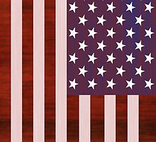 US Flag by HenryBourke767