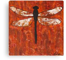 Damselfly Project - Series 1 - #8 Canvas Print