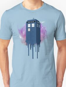 Doctor Who - TARDIS Melt T-Shirt