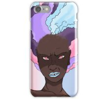 Cloudy Head iPhone Case/Skin