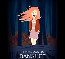Teen Wolf: Banshee by dominictyler