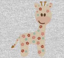 Baby giraffe Baby Tee