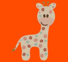 Baby giraffe Kids Clothes