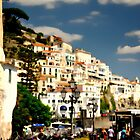 Amalfi Art by David J Baster