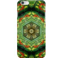 Butterflies and Pigeon nests iPhone Case/Skin