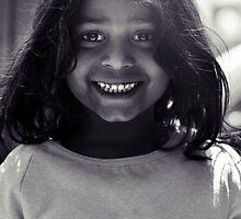 smiling boy by Bianca Turner