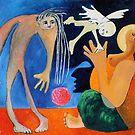 An Angel in Disguise by Saren Dobkins