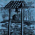 De noche en la Aldea 1983 by Jorge H. Elias