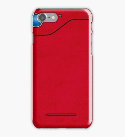 Pokedex Pokemon Design Dexter iPhone Case/Skin