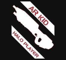 AR Kid - Halo Player by ShadowHD09