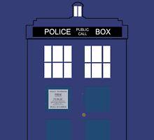 TARDIS Big T-Shirt