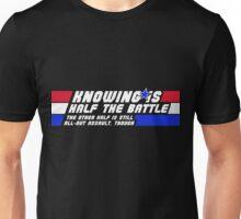 Joe Knows Unisex T-Shirt