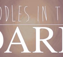 RIDDLES IN THE DARK Sticker