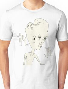 dfhgrth:):) Unisex T-Shirt