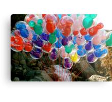 Disneyland Balloons! Metal Print
