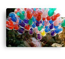 Disneyland Balloons! Canvas Print