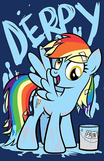 Derpy Dash (My Little Pony: Friendship is Magic) by broniesunite