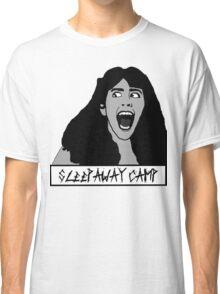 Angela- Sleepaway Camp with Title Classic T-Shirt