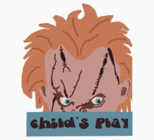 Chucky- Child's Play by Maggie Smith