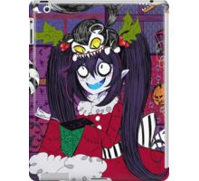 Scary Christmas iPad Case/Skin