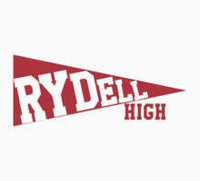 Rydell High by dare-ingdesign