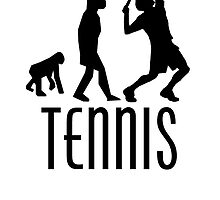 Tennis Evolution by kwg2200