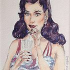 Retro Chic by Virginia  Coghill