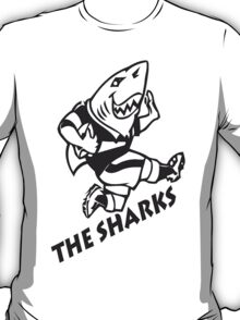 NATAL SHARKS FOR DARK SHIRTS SOUTH AFRICA RUGBY SUPER RUGBY T-Shirt
