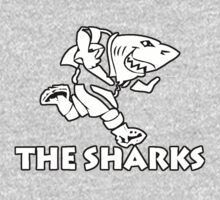NATAL SHARKS FOR DARK SHIRTS SOUTH AFRICA RUGBY SUPER RUGBY  Kids Clothes