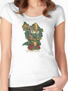 Swain Women's Fitted Scoop T-Shirt