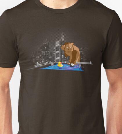 chaingun-teddy has leisure Unisex T-Shirt