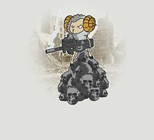 sheep with a machine gun Unisex T-Shirt