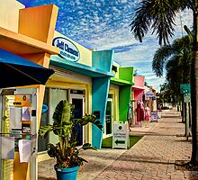 Colorful Storefronts by njordphoto