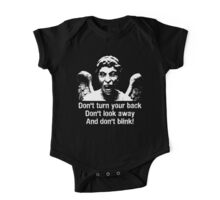 Weeping Angel, Don't Blink... One Piece - Short Sleeve