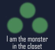 I am the monster in the closet ~ Sam Fisher One Piece - Short Sleeve