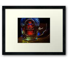 Crown Royal Framed Print