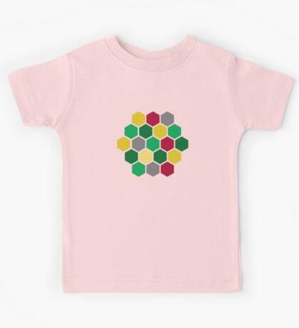 Minimalist Catan Kids Tee