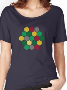 Minimalist Catan Women's Relaxed Fit T-Shirt