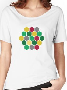 Minimalist Catan Women's Relaxed Fit T-Shirt
