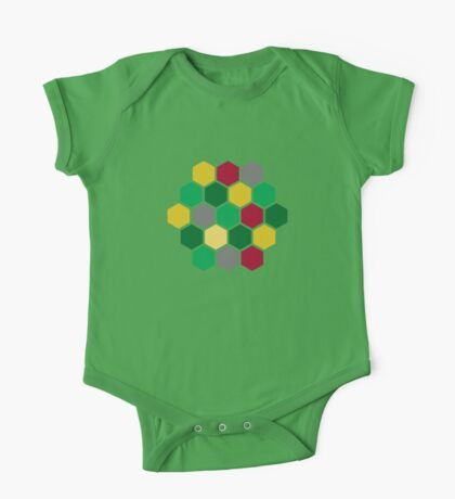 Minimalist Catan One Piece - Short Sleeve