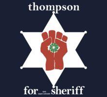 Hunter S Thompson, Gonzo Fist  Baby Tee