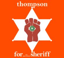 Hunter S Thompson, Gonzo Fist  Kids Tee