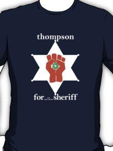 Hunter S Thompson, Gonzo Fist  T-Shirt