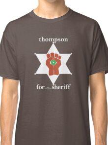 Hunter S Thompson, Gonzo Fist  Classic T-Shirt