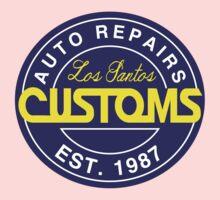 Los Santos Customs Kids Clothes
