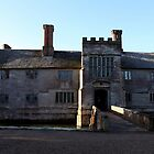 Baddesley Clinton in Winter by John Dalkin