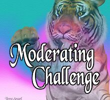 Challenge Moderate  by LoneAngel