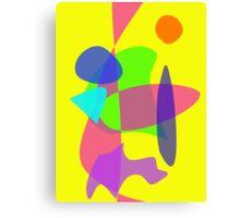 An Idea Canvas Print