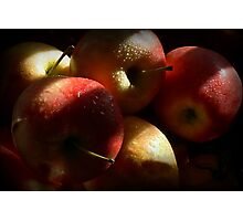 Some Apples for Luther Photographic Print